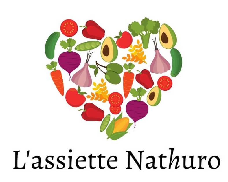 Logotype l'assiette Nathuro